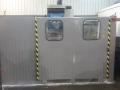 Protección panel chapa gris