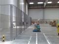 Protección perimetral almacen